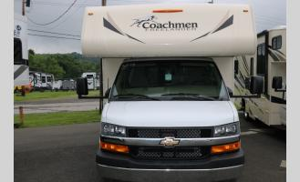 New 2020 Coachmen RV Freelander 27QB Chevy 4500 Photo