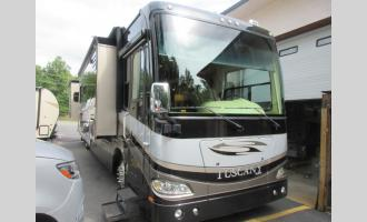 Used 2008 Damon Tuscany 4076 Photo