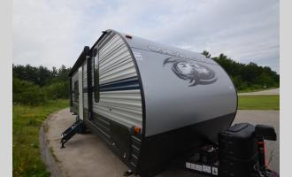 New 2020 Forest River RV Cherokee Grey Wolf 26RR Photo