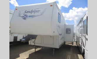 Used 2001 Forest River RV Sandpiper 27RKSS Photo