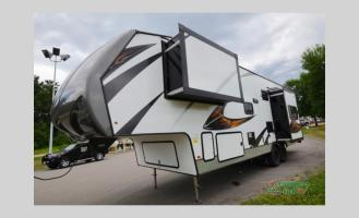 New 2020 Forest River RV Work and Play 33W17 Photo