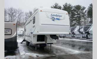Used 2002 Forest River RV Sandpiper 30RLSS Photo