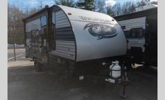New 2021 Forest River RV Cherokee Wolf Pup 16FQ Photo