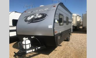 New 2019 Forest River RV Cherokee Wolf Pup 16BHS Photo