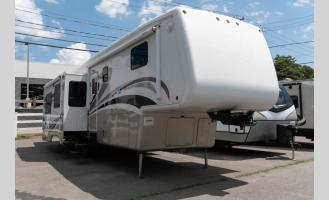 Used 2008 DRV Luxury Suites Mobile Suites Mobile Suites 36rs3 Photo