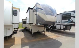 Used 2020 Forest River RV Sandpiper 368FBDS Photo