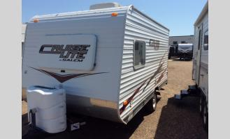 Used 2009 Forest River RV Salem 19FD Photo