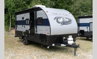New 2022 Forest River RV Cherokee Wolf Pup 16BHS Photo