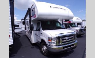 Used 2019 Forest River RV Forester 3011DS Ford Photo