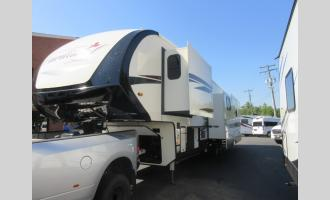 New 2020 Forest River RV Cardinal Limited 3780LFLE Photo