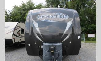 Used 2013 Forest River RV Salem Hemisphere Lite 312QBUD Photo