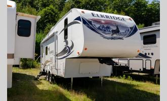 Used 2012 Heartland ElkRidge 27RLSS Photo