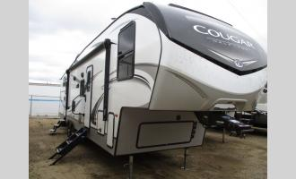 New 2020 Keystone RV Cougar Half-Ton 32BHS Photo