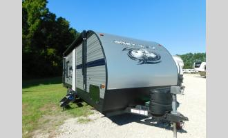 Used 2020 Forest River RV Cherokee Grey Wolf 24JS Photo