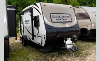 Used 2018 KZ Escape Mini 181RK Photo