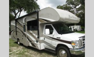 Used 2016 Thor Four Winds 29G Photo