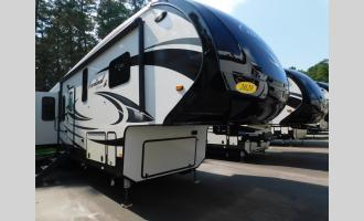 New 2020 Forest River RV Cardinal Luxury 3456RLX Photo