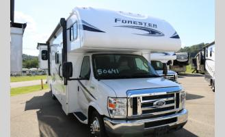 New 2020 Forest River RV Forester 3011DS Ford Photo