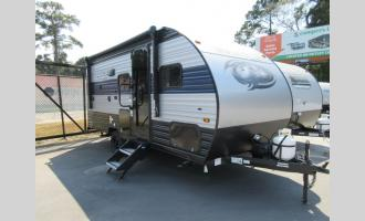 New 2022 Forest River RV Cherokee Wolf Pup 16BHS-D Photo