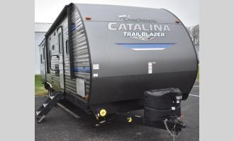 New 2019 Coachmen RV Catalina Trail Blazer 29TH Photo