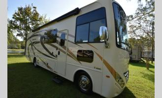 New 2020 Thor Motor Coach Hurricane 29M Photo