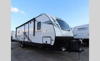 Used 2020 CrossRoads RV Sunset Trail 285CK Photo