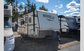 Used 2016 Forest River RV Rockwood Mini Lite 2104S Photo