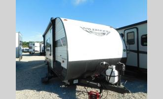 Used 2021 Forest River RV Wildwood 167R Photo