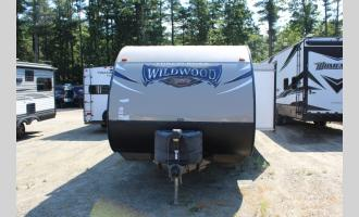 Used 2016 Forest River RV Wildwood X-Lite 282QBXL Photo