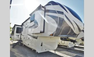 New 2019 Grand Design Solitude 385GK Photo