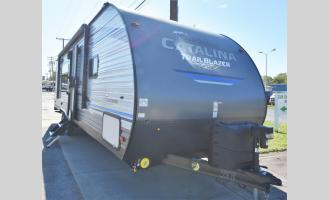 New 2019 Coachmen RV Catalina Trail Blazer 26TH Photo