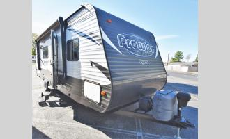 Used 2016 Heartland Prowler Lynx 25LX Photo