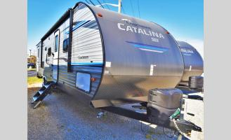 New 2019 Coachmen RV Catalina SBX 281DDS Photo