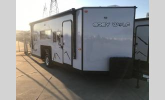 New 2020 Forest River RV Cherokee Grey Wolf Fish House 17BB Photo