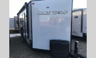 New 2020 Forest River RV Cherokee Grey Wolf Fish House 17MPH-D Photo