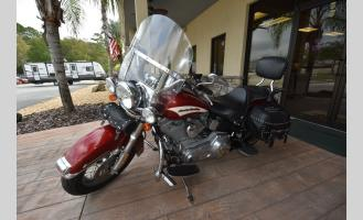 Used 2006  HARLEY DAVIDSON FLST1 Photo