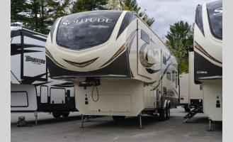 New 2018 Grand Design Solitude 310GK Photo