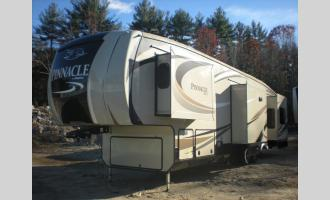 Used 2017 Jayco Pinnacle 38REFS Photo