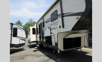 New 2020 Forest River RV Cardinal Limited 3600DVLE Photo