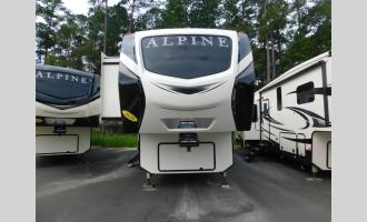 New 2020 Keystone RV Alpine 3801FK Photo