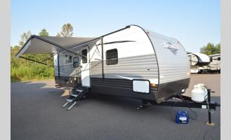 New 2021 Prime Time RV Avenger 26BBS Photo