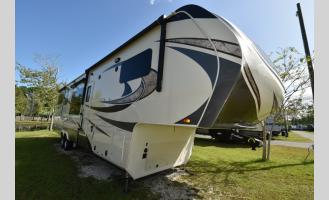 Used 2018 Grand Design Solitude 375 Photo