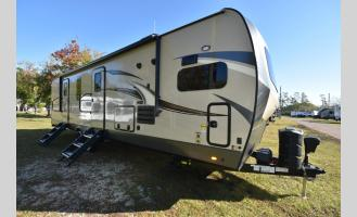New 2020 Forest River RV Rockwood Signature Ultra Lite 8335BSS Photo