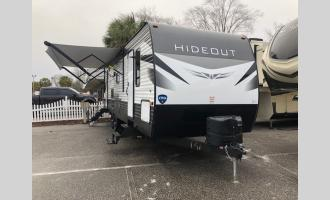 New 2021 Keystone RV Hideout 27RLS Photo