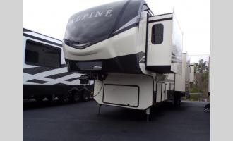 New 2020 Keystone RV Alpine 3851RD Photo