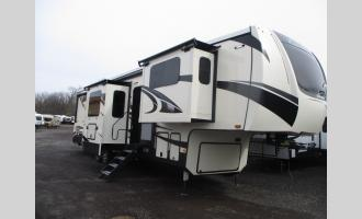 New 2020 Forest River RV Cardinal Luxury 370FLX Photo
