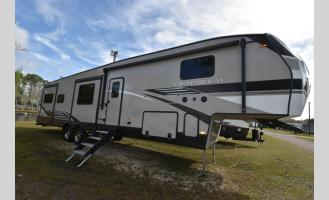 New 2020 Coachmen RV Chaparral 381RD Photo