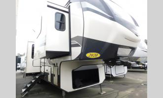 New 2020 Keystone RV Alpine 3713KB Photo