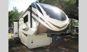 New 2021 Grand Design Solitude 344GK R Photo