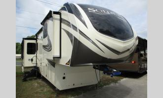 New 2021 Grand Design Solitude 385GK R Photo